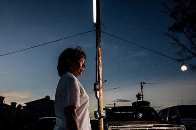 """Marlene Camacho: """"Nunca olvidaré la cara de mi hijo en la camilla"""""""
