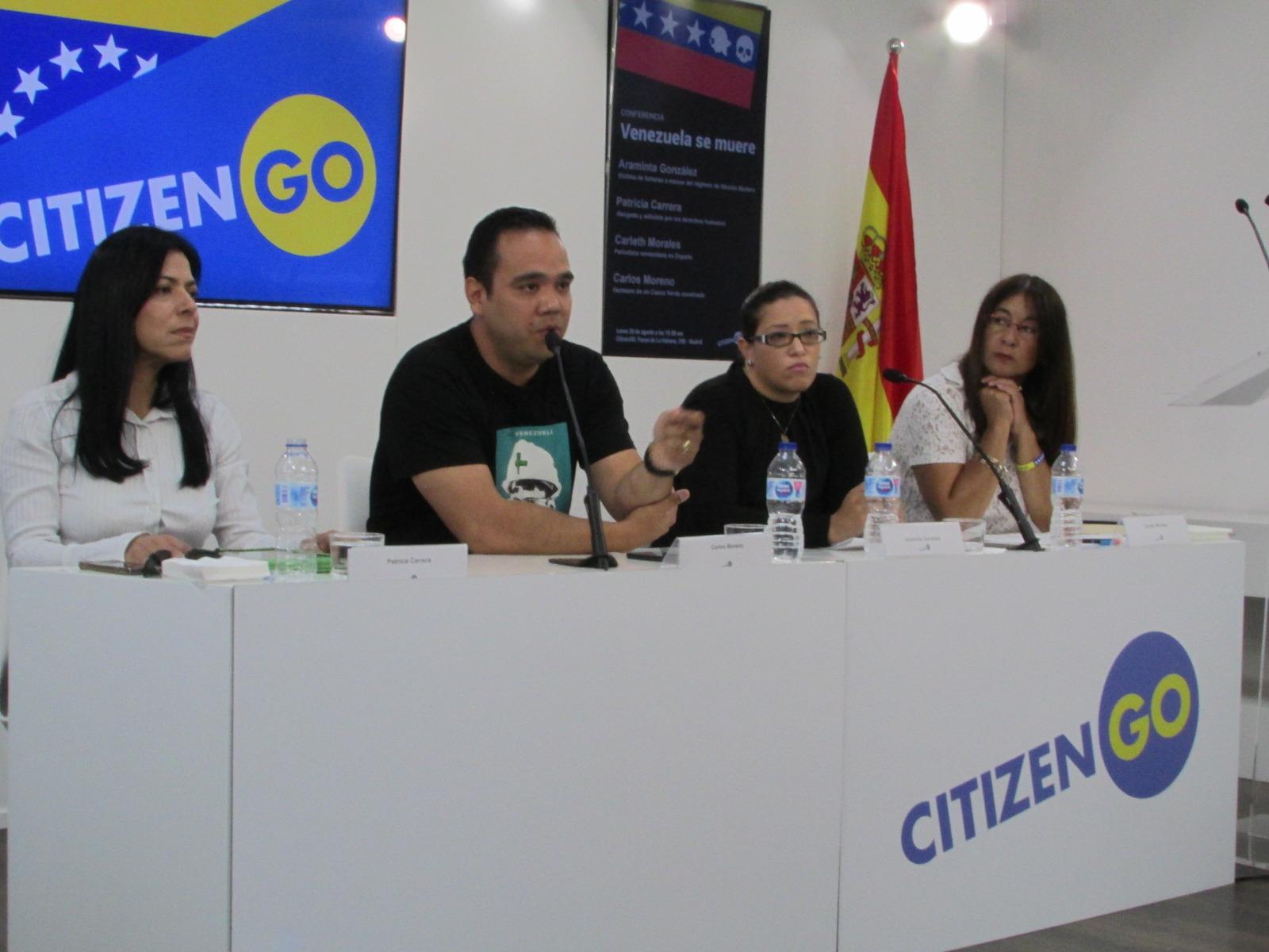 Venezolanos piden presionar a Maduro para abrir canal humanitario