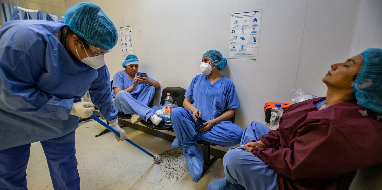 LatinPhoto.org: The Coronavirus in Latin America